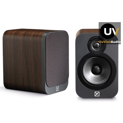 Q Acoustic 3020-Vỏ gỗ