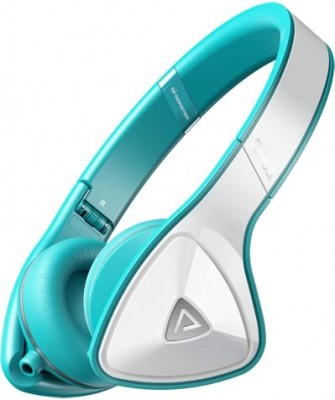 Monster® DNA On-Ear Headphones - White Teal