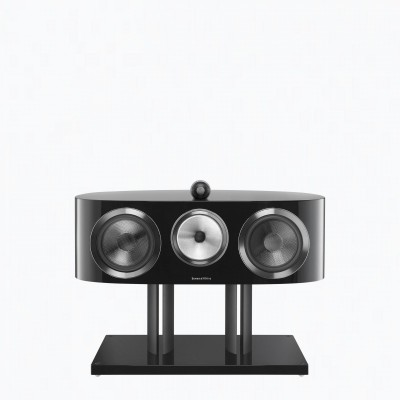 B&W HTM1 D3 (Gloss Black)