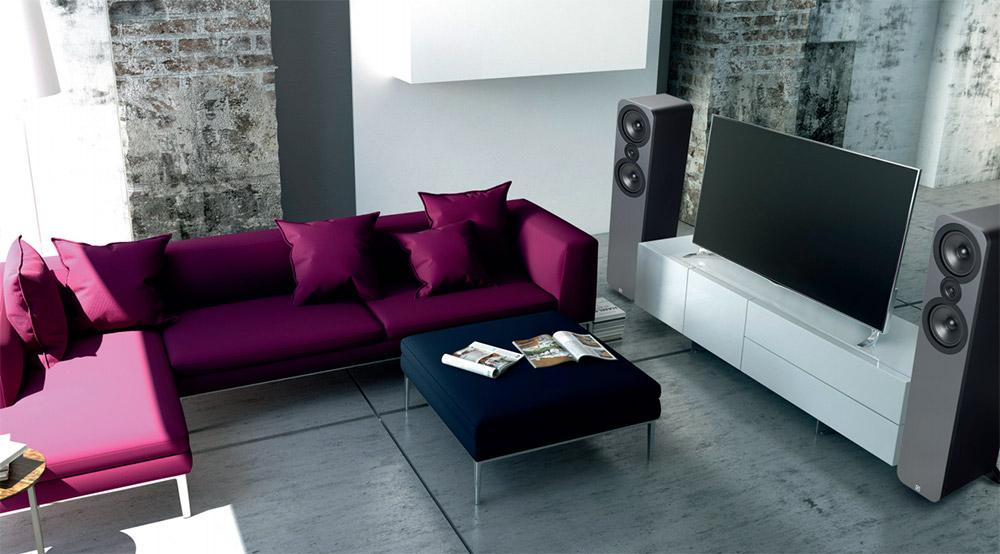 Loa Q Acoustics Concept 20